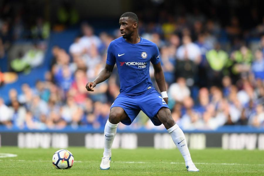 Antonio Rudiger (Getty Images)