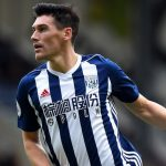 Gareth Barry in action for West Brom. (Getty Images)