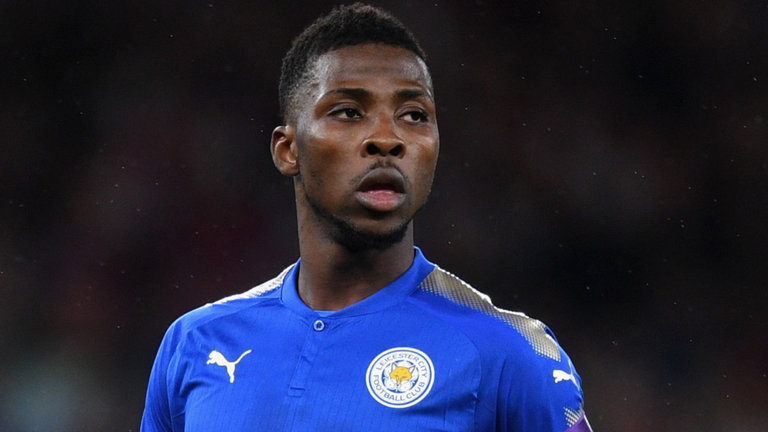 Leicester forward Kelechi Iheanacho has not been in the best of forms recently.