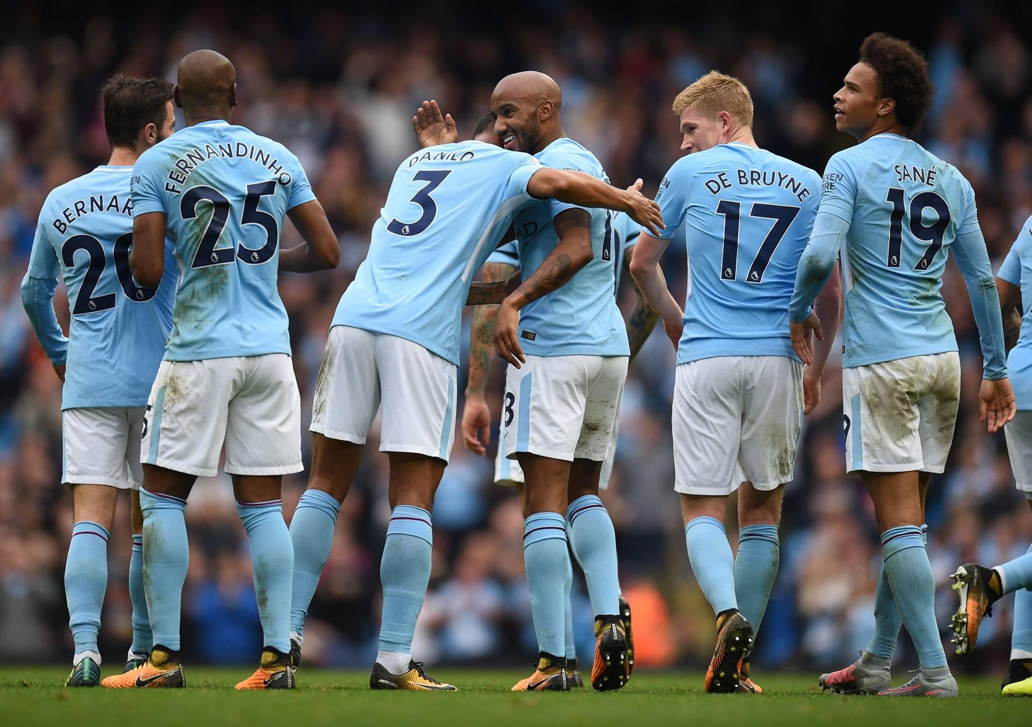 Terza Maglia Manchester City Nicolás Otamendi