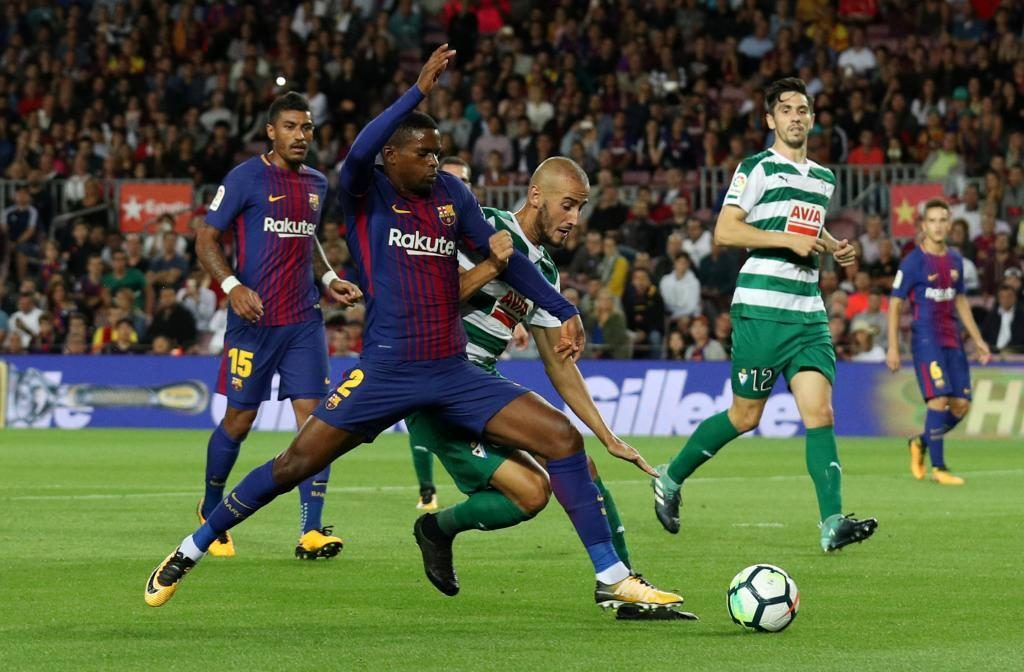 Nelson Semedo (L) (Getty Images)