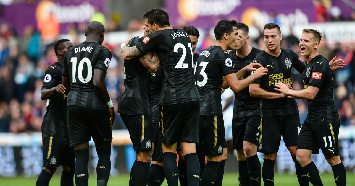 Newcastle United: Strongest 4-2-3-1 Newcastle