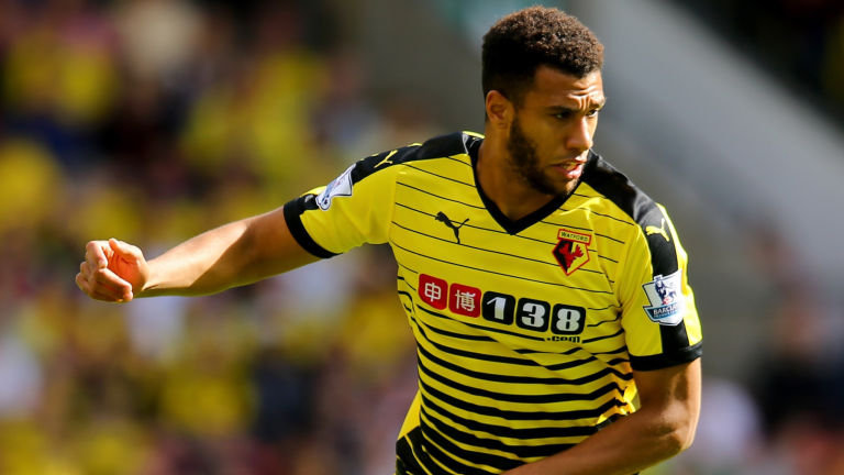 Watford's experienced campaigner Etienne Capoue may take time to be back on the field after recovering from an injury.