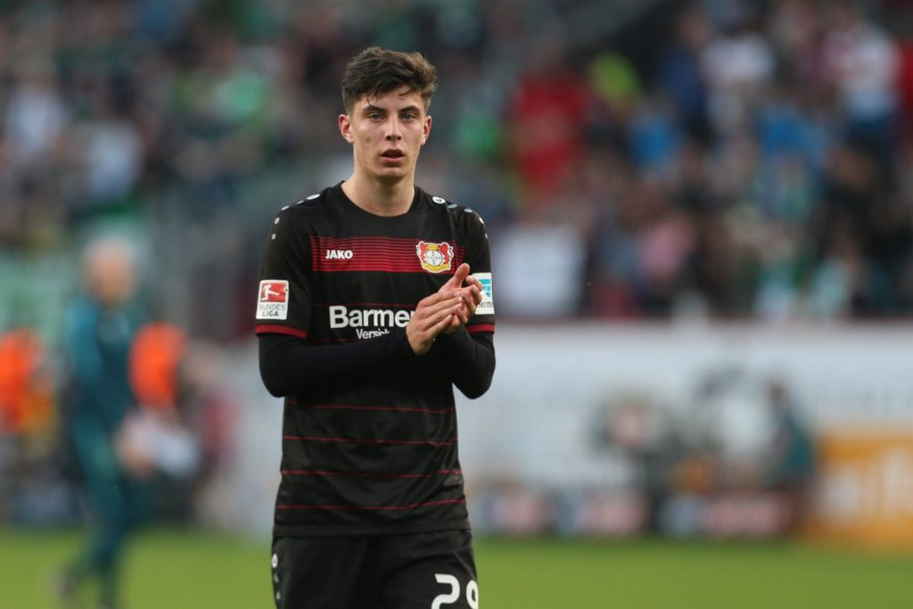 Kai Havertz (Getty Images)