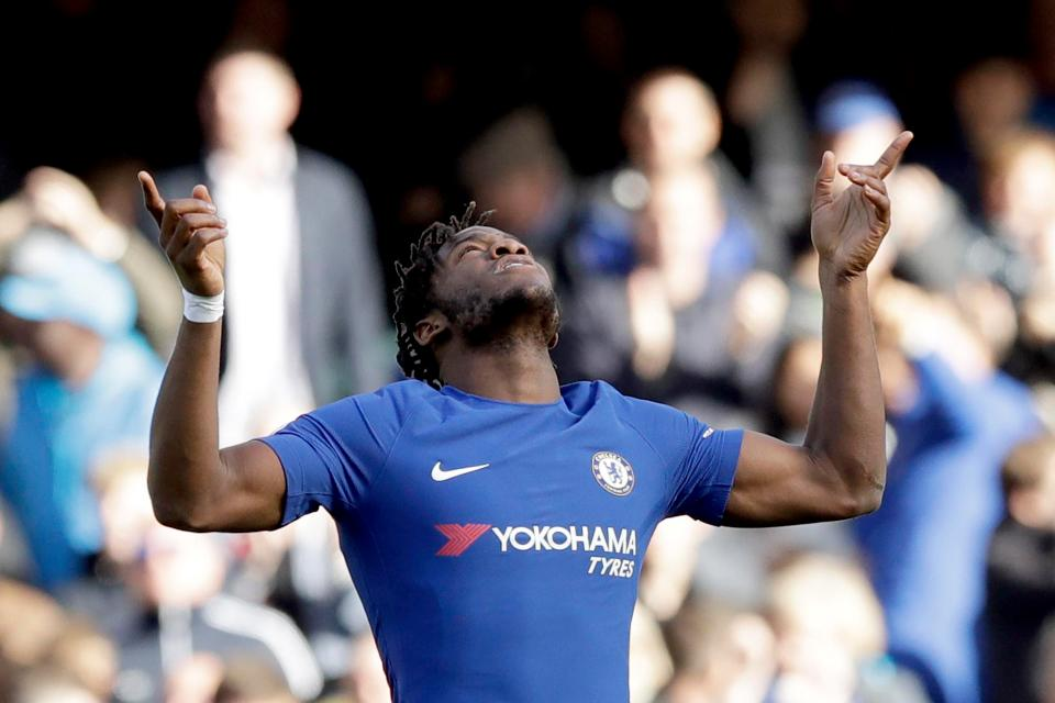 Michy Batshuayi (Getty Images)