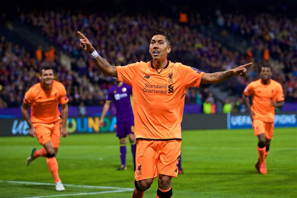 Roberto Firmino has had a successful time since arriving at Liverpool in 2015.