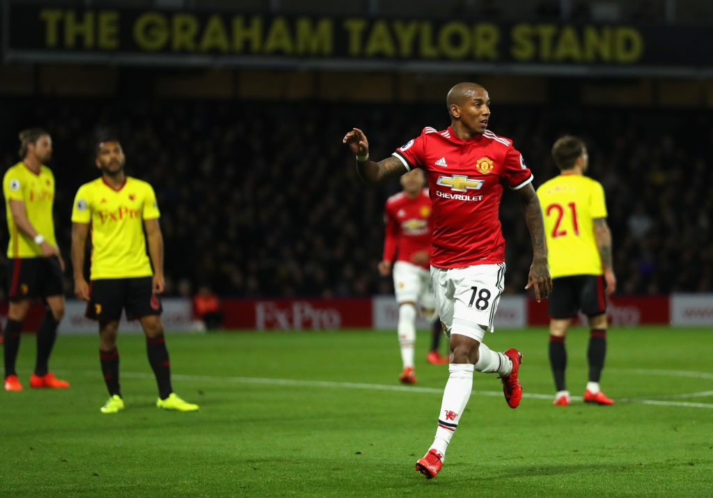 Ashley Young (Getty Images)