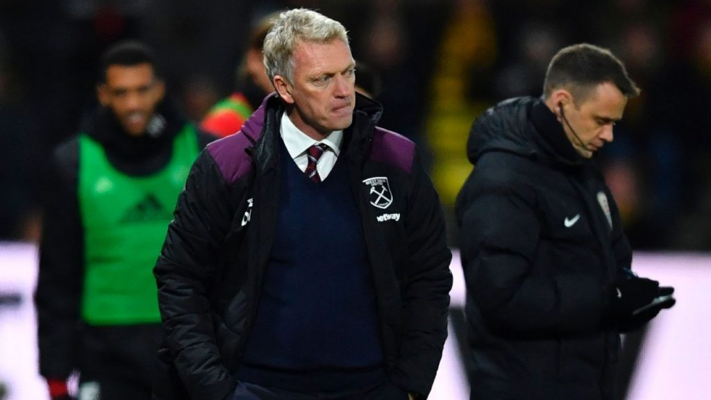 David Moyes has been reappointed as the West Ham boss. (Getty Images)