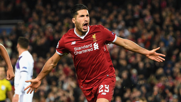 Why Manchester City Should Make A Move For Emre Can In January