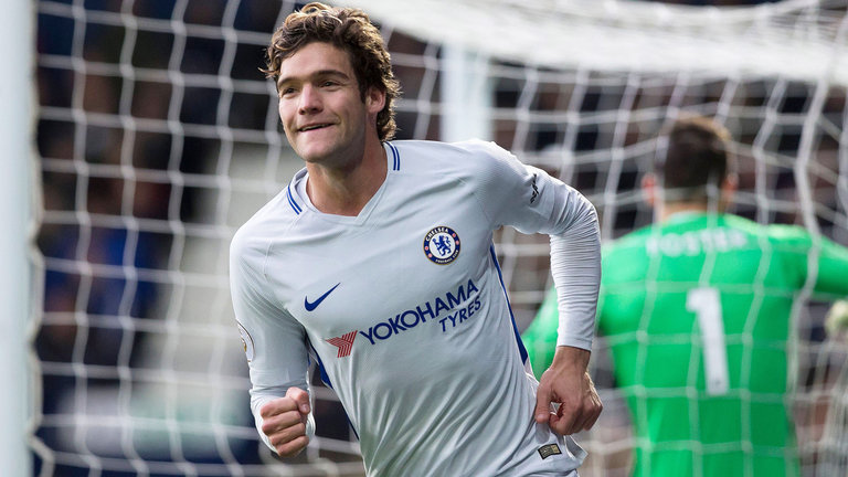 Marcos Alonso remains a doubt for the Burnley clash after sustaining a buttock injury.