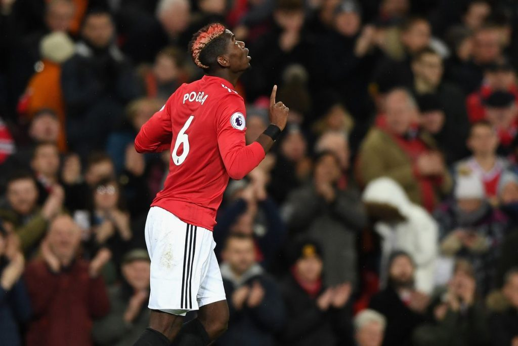 United's Paul Pogba was once an academy graduate. He came back to the club in 2016 after being released in 2012.