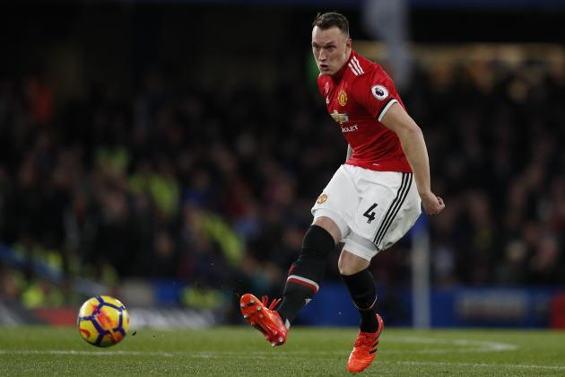 Phil Jones has fallen down the pecking order with current United boss Ole Gunnar Solskjaer.