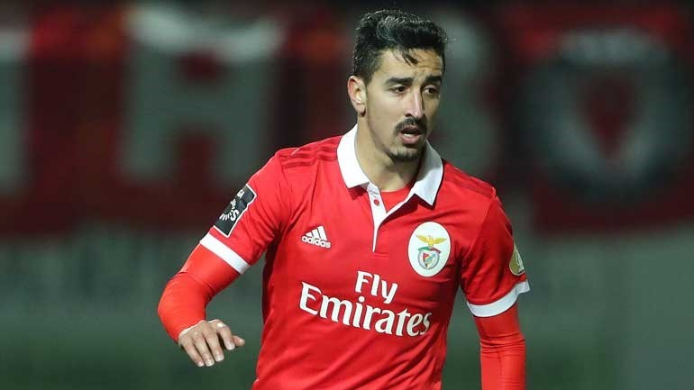 Andre Almeida has been a consistent performer for Benfica over the last few seasons. (Getty Images)