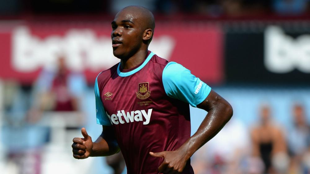 Angelo Ogbonna has been rock solid for West Ham's at the back.