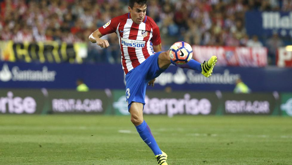 Nicolas Gaitan while playing for Atletico Madrid.