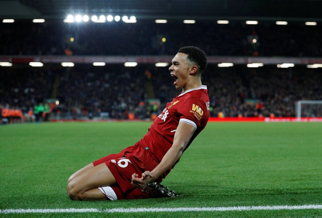 Trent Alexander-Arnold (Getty Images)