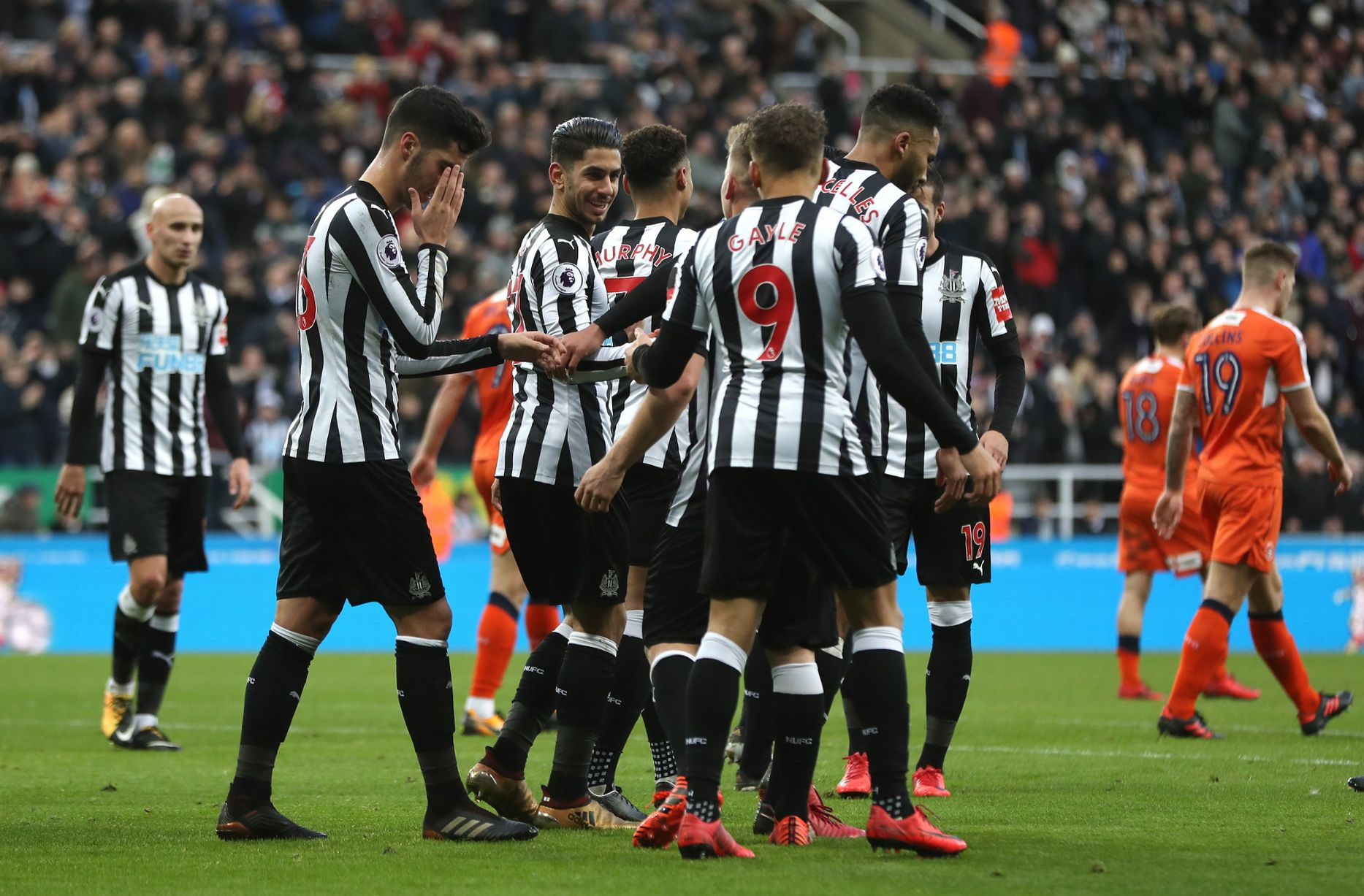 Newcastle United: Predicted Newcastle United Lineup To Face Nottingham