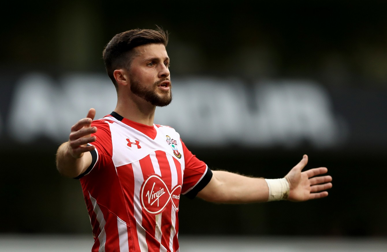Aston Villa Signing Southampton Attacker Shane Long On