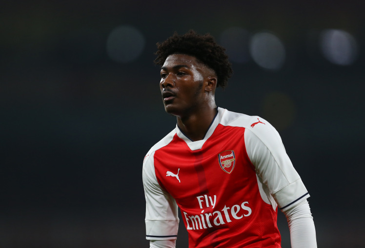 Ainsley Maitland-Niles (Getty Images)