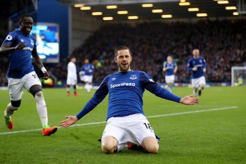 Everton midfielder Gylfi Sigurdsson has struggled for form this season.