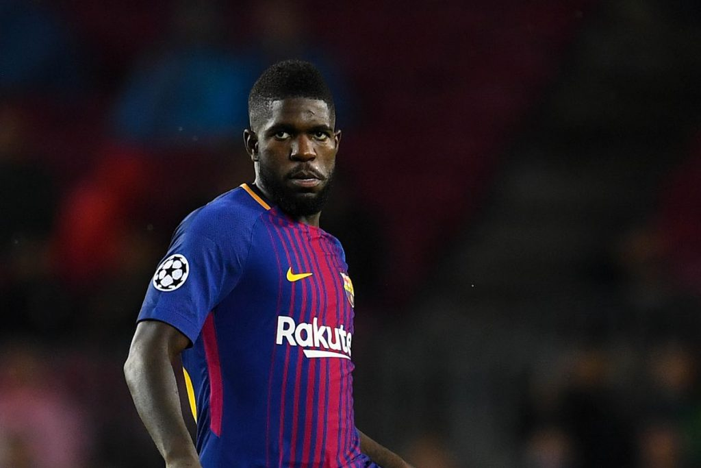 Samuel Umtiti (Getty Images)