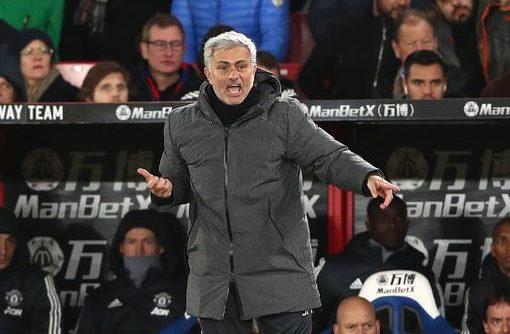Tottenham manager Jose Mourinho (Getty Images)
