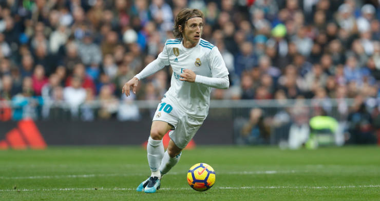 Luka Modric is 34 now and looks way past his prime in recent days.