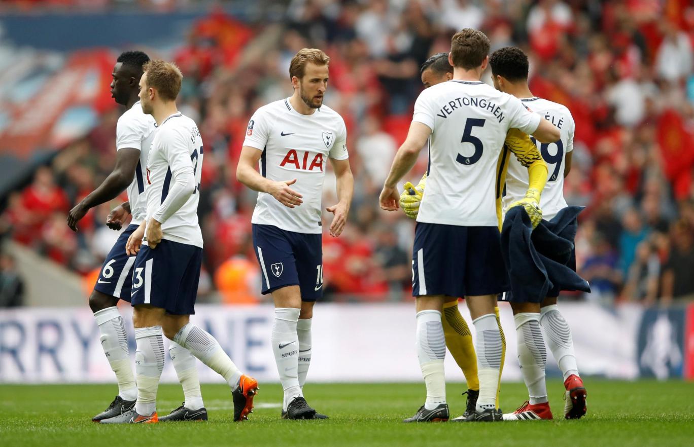 Maglia Home Tottenham Hotspur Michel Vorm