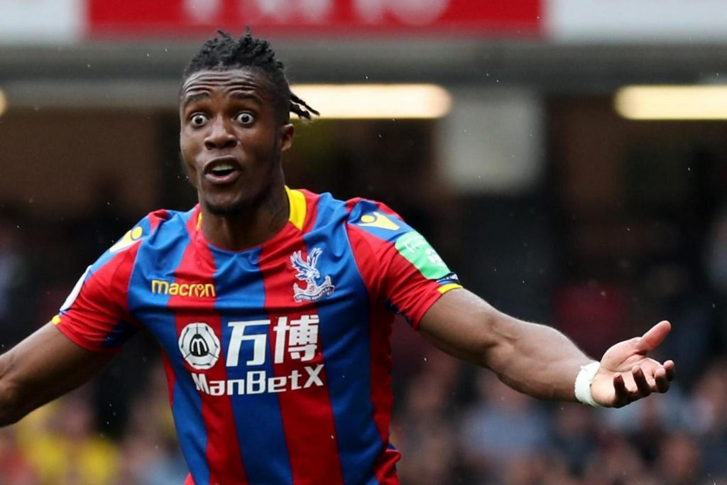 Wilfried Zaha (Getty Images)