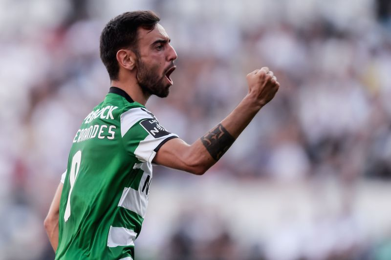 Bruno Fernandes (Getty Images)