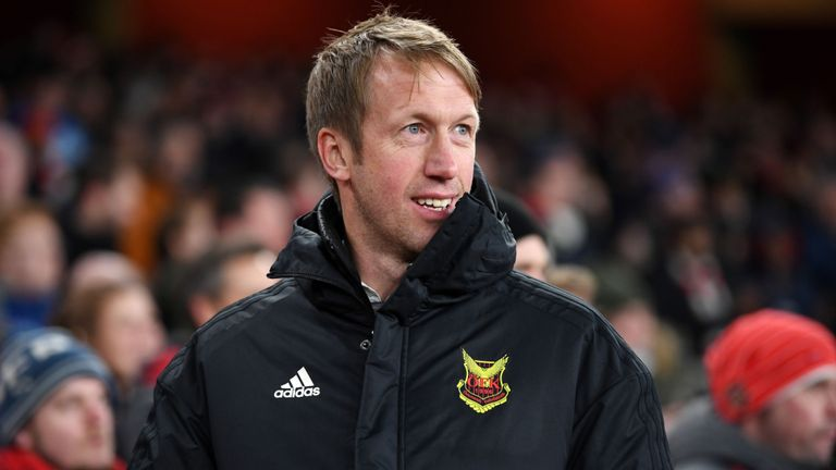 Graham Potter(Getty Images)