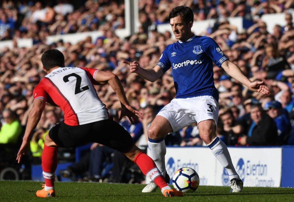 Leighton Baines (Getty Images)