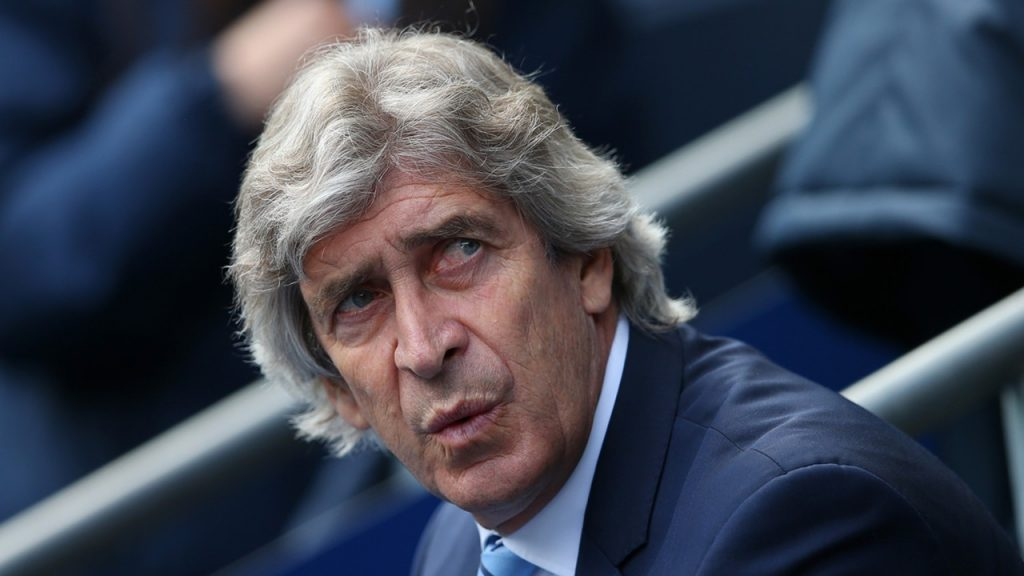 West Ham boss Manuel Pellegrini is under immense pressure with the side facing a possible relegation threat.