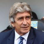 West Ham Boss Manuel Pellegrini. (Getty Images)