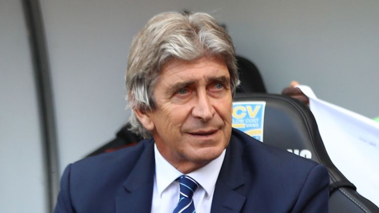 West Ham Boss Manuel Pellegrini (Getty Images)