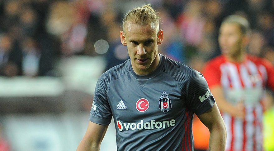 Domagoj Vida has been brilliant for Besiktas this season. (Getty images)