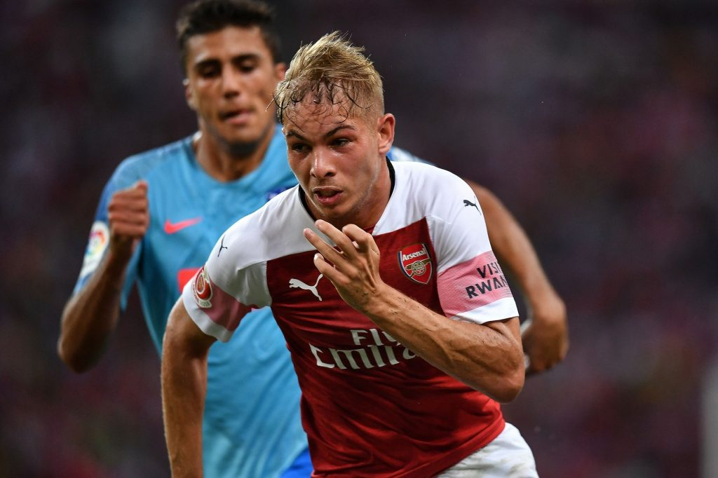 Emile Smith Rowe (Getty Images)