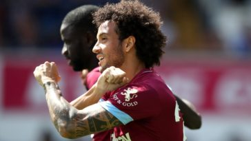 Felipe Anderson had a great debut season for West Ham. (Getty Images)