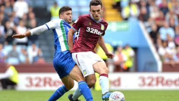 John McGinn starred for Aston Villa in the Championship. (Getty Images)