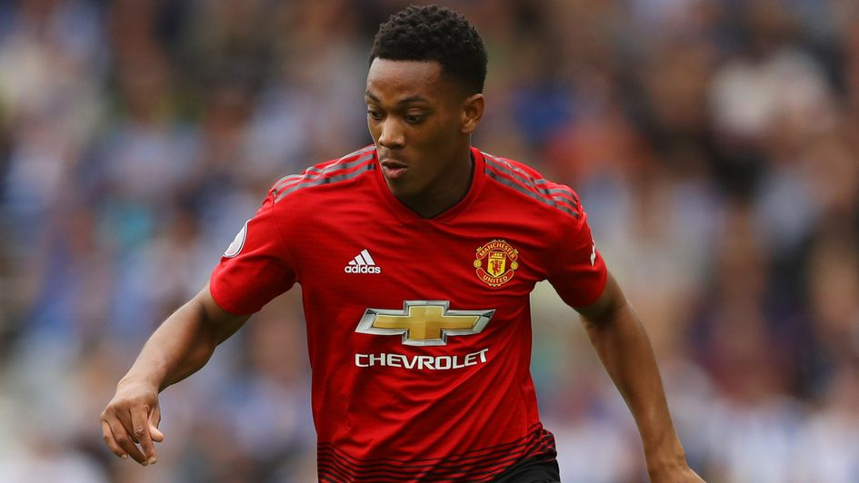 Anthony Martial has impressed for the Reds scoring thrice and assisting once this season.