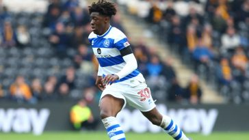 QPR midfielder Eberechi Eze has been one of the best players in the Championship this season. (Getty Images)