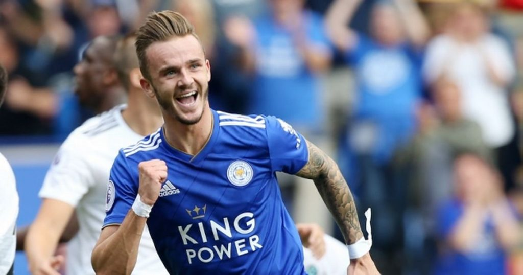 James Maddison (Getty Images) Leicester predicted line-up