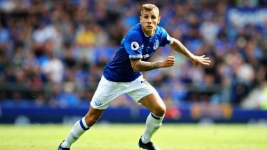 Lucas Digne has established himself as one of the best left-backs in the Premier League. (Getty Images)