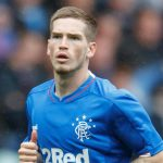 Ryan Kent in action for Rangers. (Getty Images)