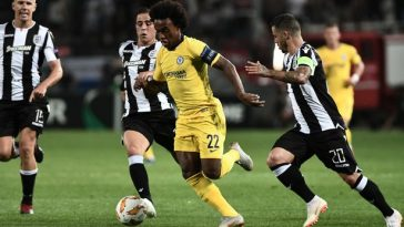 Willian has been an improved player under Frank Lampard (Getty Images)
