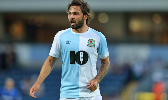 Blackburn Rovers' Bradley Dack emerged as one of the most talented attacking midfielders in 2018/19 Championship season. (Getty Images)
