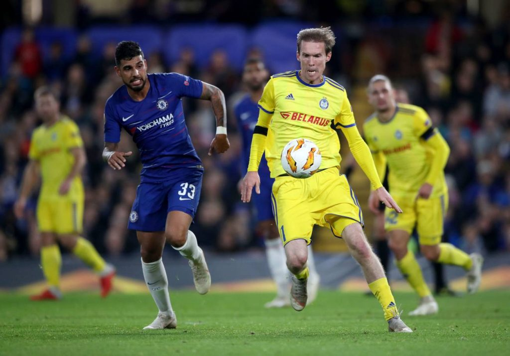 Emerson Palmieri in action for Chelsea. (Getty Images)