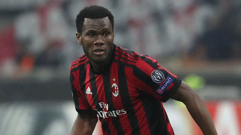 Franck Kessie had a solid 2018/19 season for AC Milan. (Getty Images)