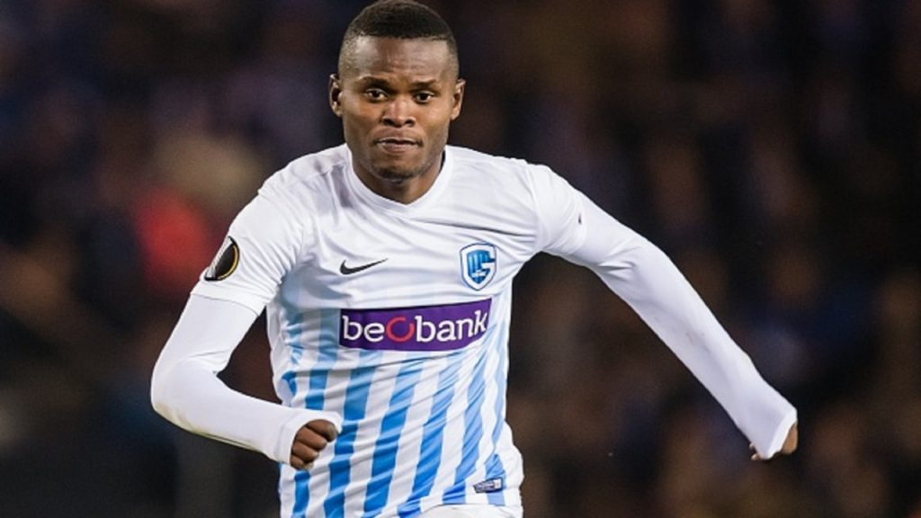Mbwana Samatta in action for Genk. (Getty Images)