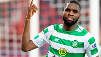 Odsonne Edouard has been in smashing form for Celtic this season. (Getty Images)